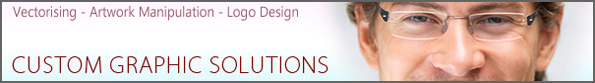 Custom Graphic Design - Graphic Design and Graphic Conversions