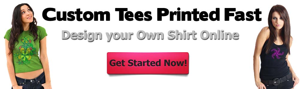 T shirt printing australia custom t shirts from for Create your own shirt no minimum