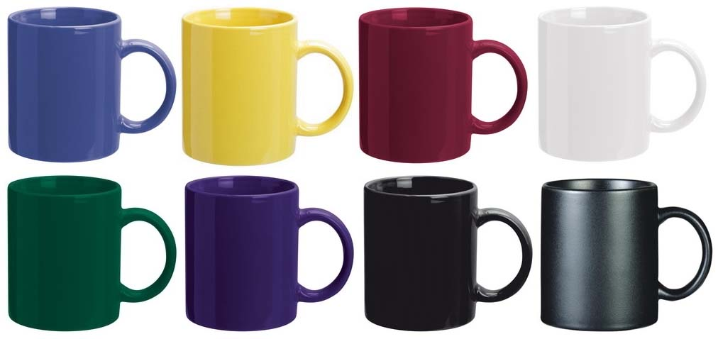 Promotional Can Mugs Colours From Supplier
