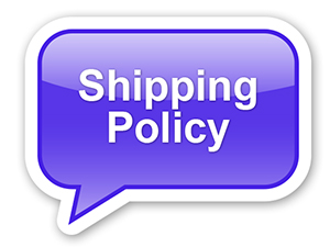 What Is Your Shipping Policy?