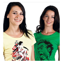 Personalised T-shirts For Everybody
