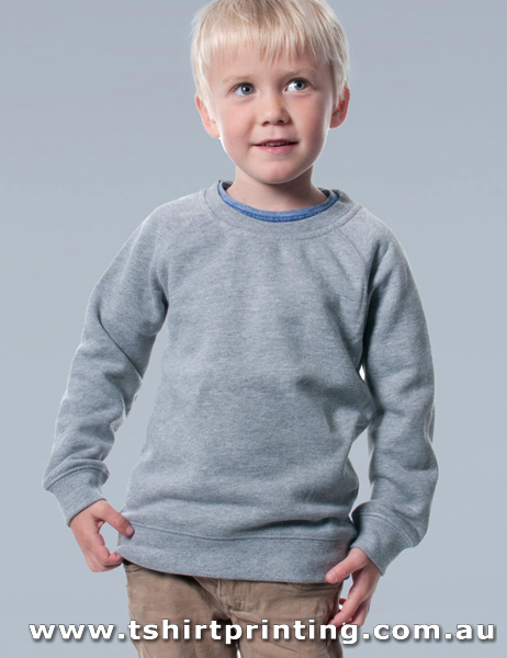 F08K AS Colour Kids Crew Sweatshirt