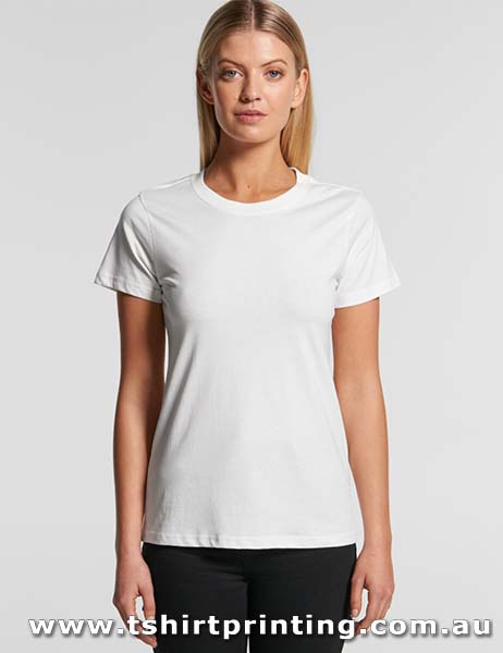 T20W ASColour Ladies Maple Organic Tshirt