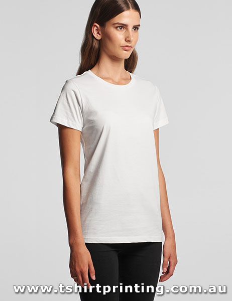 T18W ASColour Womens Maple Tee