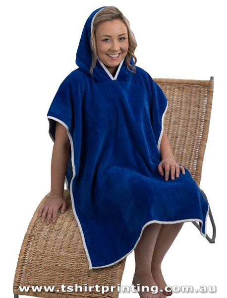 Adult Beach Poncho