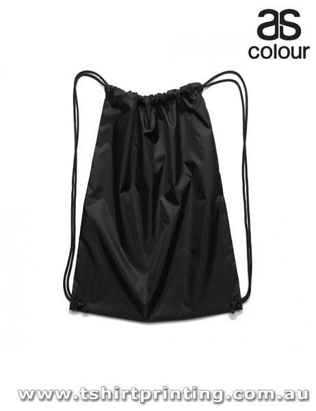 ASColour Reinforced Eyelets Drawstring Bag