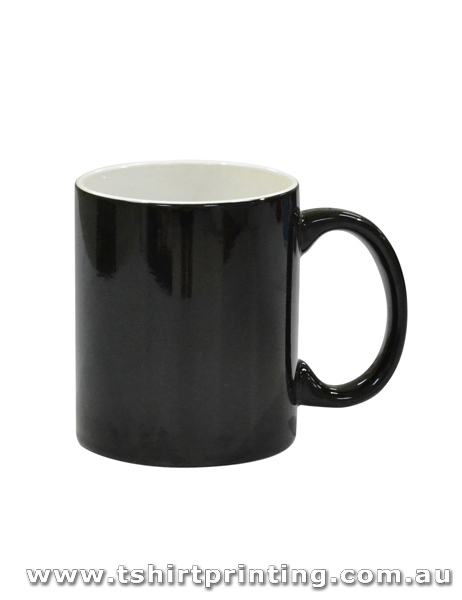 Canned Shape Mugs TwoTone Ceramic - 325ml