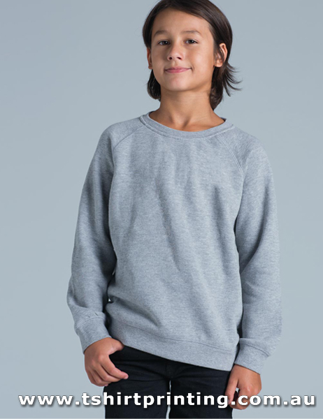 F08Y AS Colour Youth Crew Sweatshirt