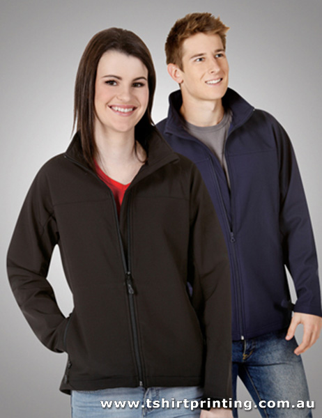 F11W Ladies' Soft Shell Jackets
