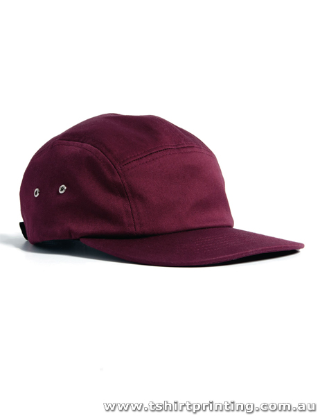 ASColour Five Panel 'Finn' Caps