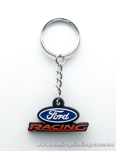 Ford Racing Key Ring