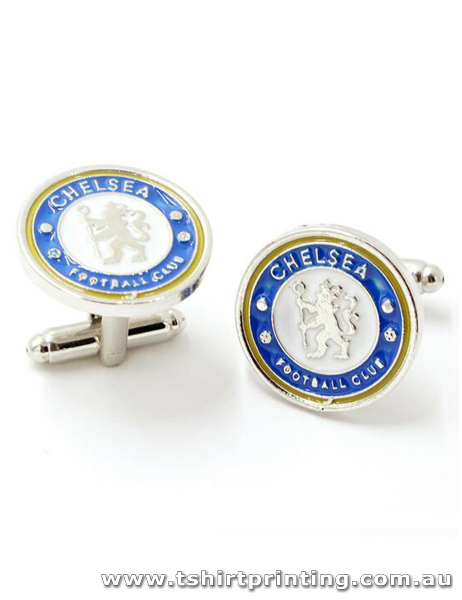 Full Colour Sports Cuff Links