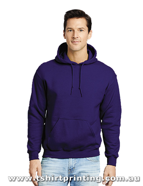 H104M  Gildan Adult Dry Blend Hooded Sweatshirt