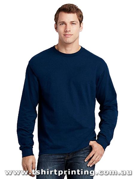 T118LS Gildan Hammer Adult Long Sleeve T-Shirt