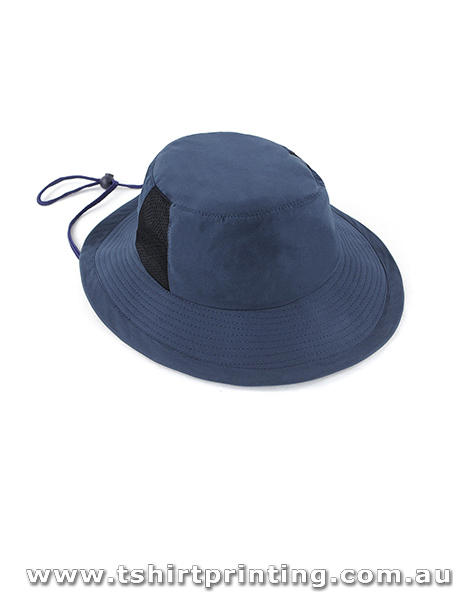 Grace Collection  - Microfibre Wide Brim Surf Hats