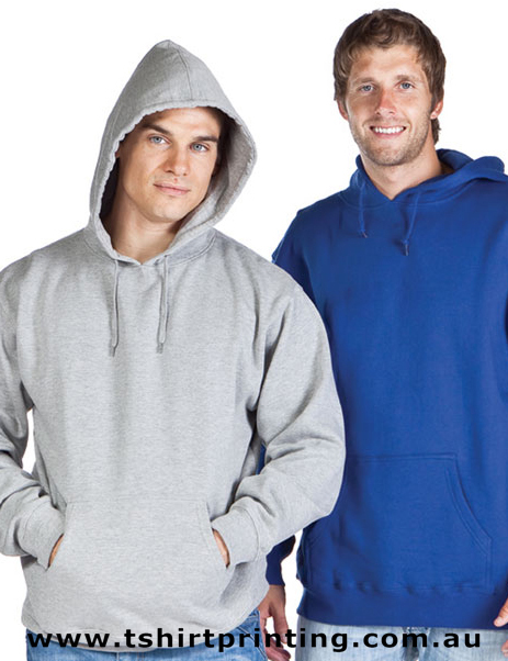 H04M Thermo Cotton Poly Hoodie