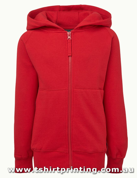 H42M Johnny Bobbin Adults Full Zip Fleecy Hoodie