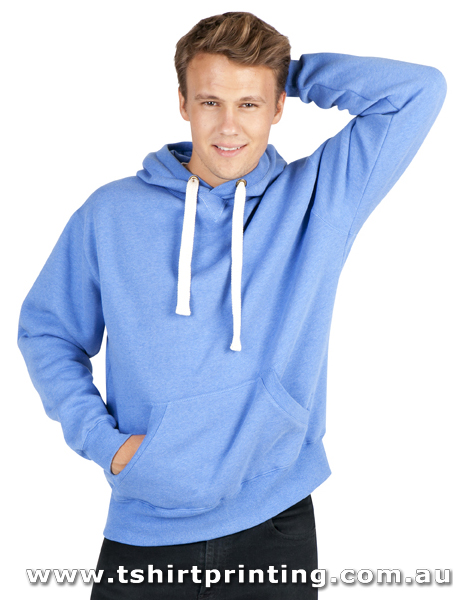 H75M Ramo Mens Brushed Heavy Fleece Hoodie