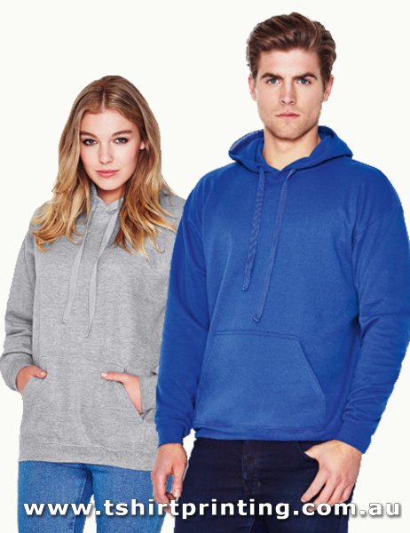 H87M Unisex Hooded Pullover