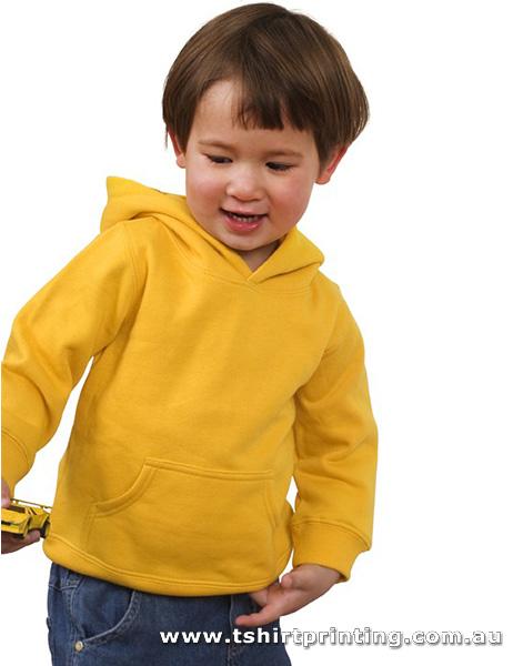 H89K Kids' Kangaroo Pocket Hoodie