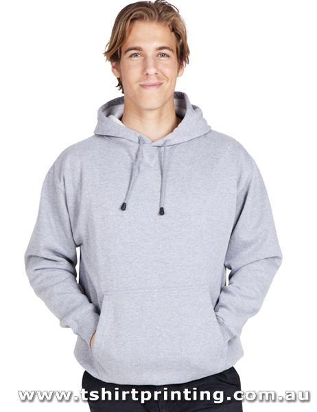 H89M Men's Kangaroo Pocket Hoodie