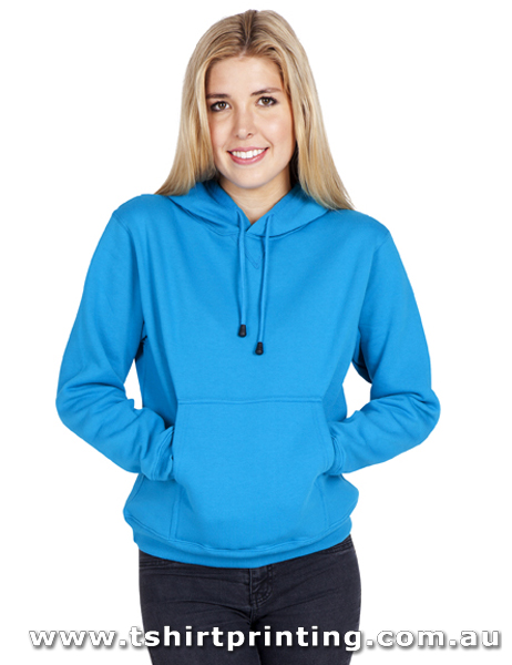 H89W Kids/Ladies Kangaroo Pocket Hoodie
