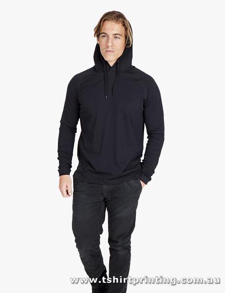 H91M Mens FUSION T-shirt Hoodie