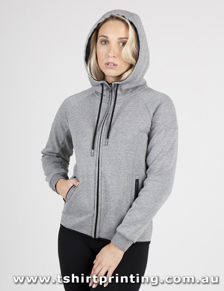 H94W Ramo Ladies Cotton-Face Hoodie