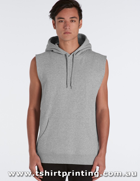 H95M AS Colour Stencil Vest Hoodie