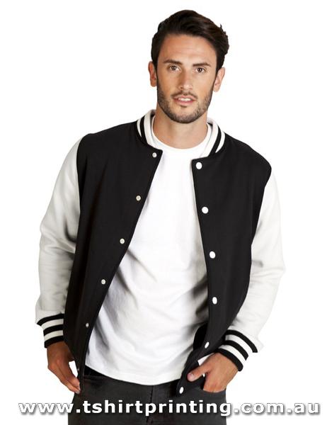 H97M Ramo Mens Varsity Jacket