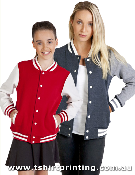 H97W Ramo Ladies/Junior Varsity Jacket