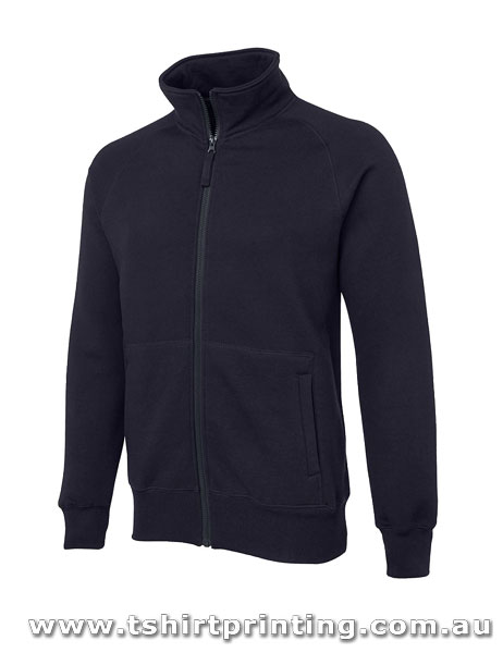 F21M JbsWear Mens Full Zip Fleecy Jacket