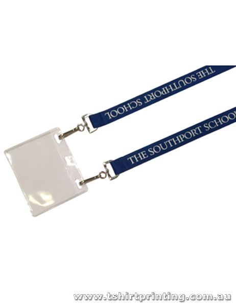 Open Ended Conference Lanyard