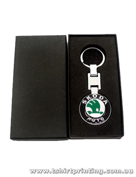 Auto Metal Key Ring