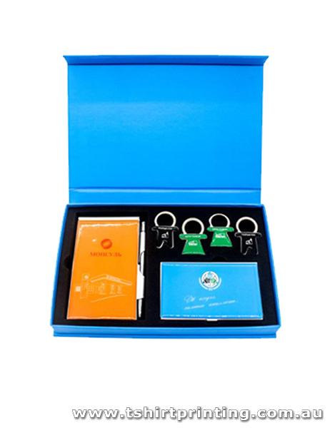 Metal Key Rings Gift Set
