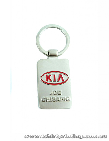 Kia Metal Key Ring