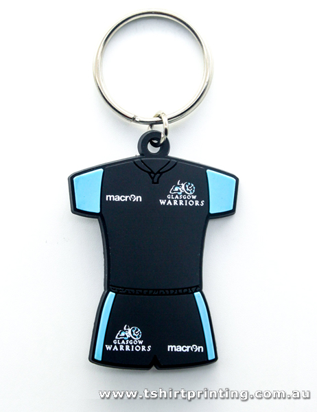 Glasgow Warriors Jersey Key Ring