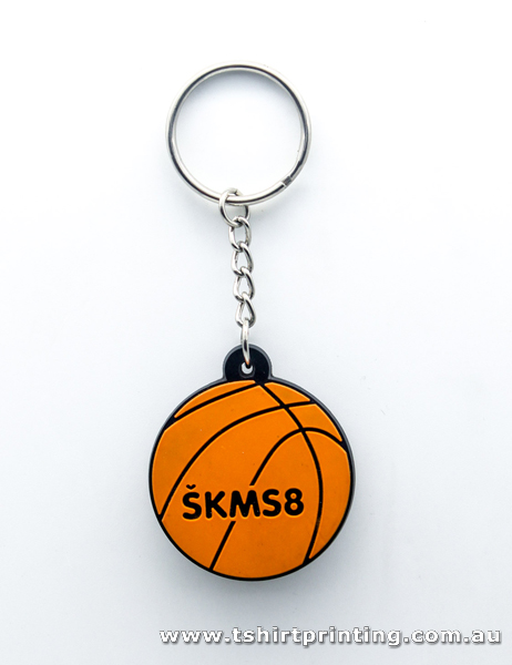 SKMS8 Bastkeball Key Ring