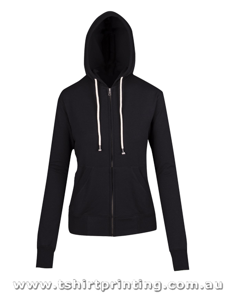 H100W Ramo Ladies/Junior Greatness Heather Zip Hoodie