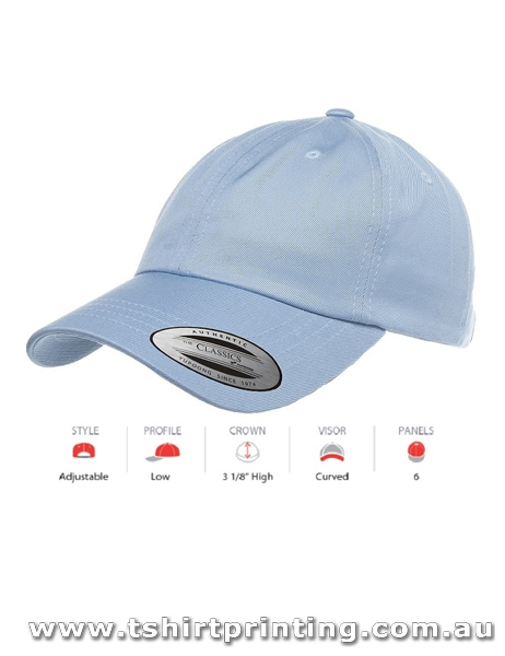 Flexfit Low Profile Cotton Twill Dad Hat