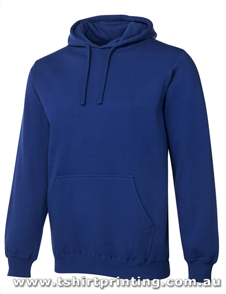 H55M Johnny Bobbin Mens Fleecy Hoodie