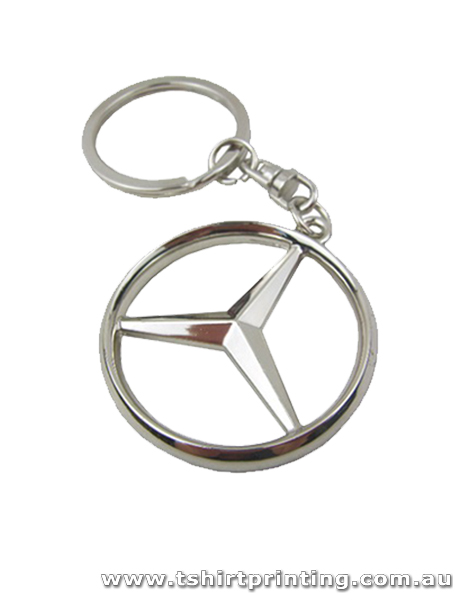 Mercedez Benz Key Rings