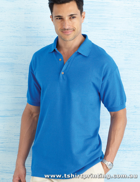 P06M Adults Ultra Cotton Pique Polo