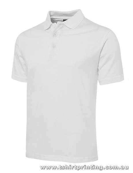 P61M Johnny Bobbin Cotton Jersey Polo