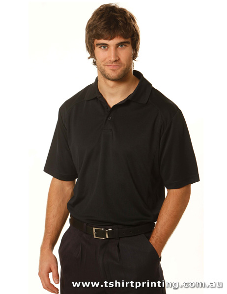P71M Men's Lucky Bamboo Polo