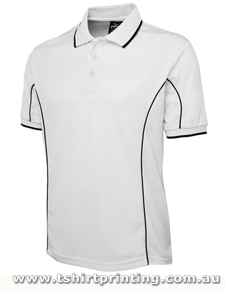 P72M Men's Johnny Bobbin Piping Polo