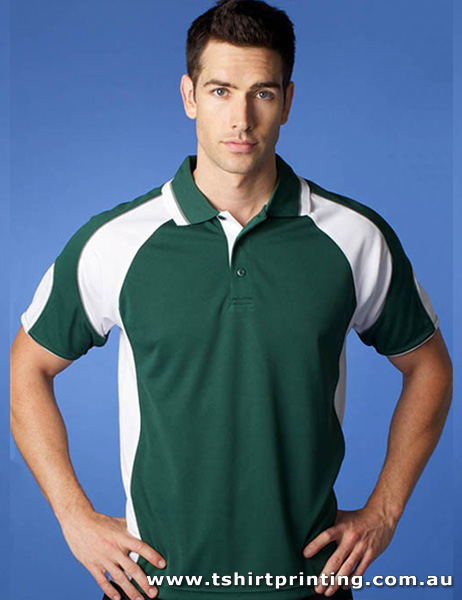 P88M Men's Polyester Murray Polo