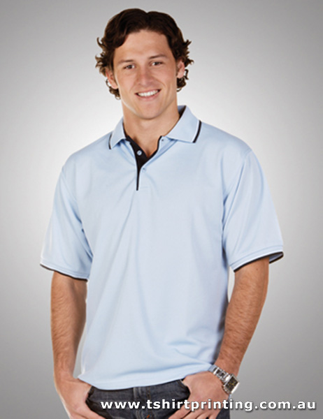 P90M Adults Cooldry Micromesh Polo