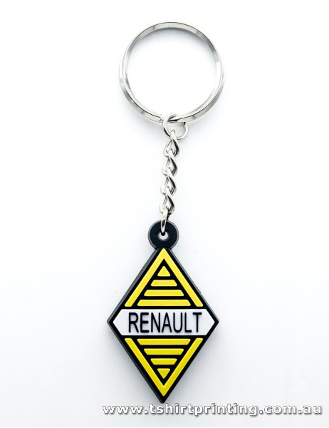 Renault Diamond Key Ring