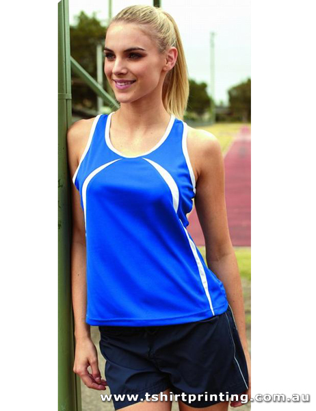 S45W Bocini Ladies Breezeway Singlet